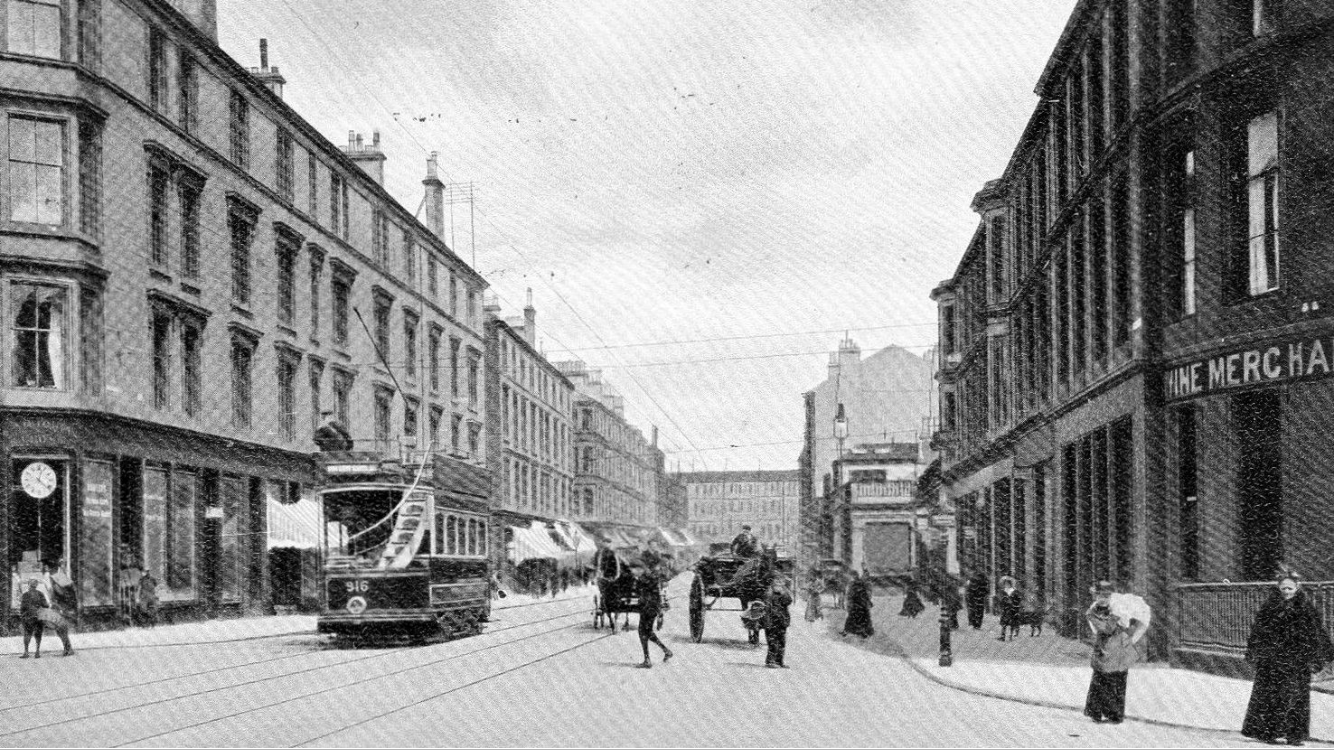 Byres Rd Way Back When Glasgow Scotland Glasgow Scotland History