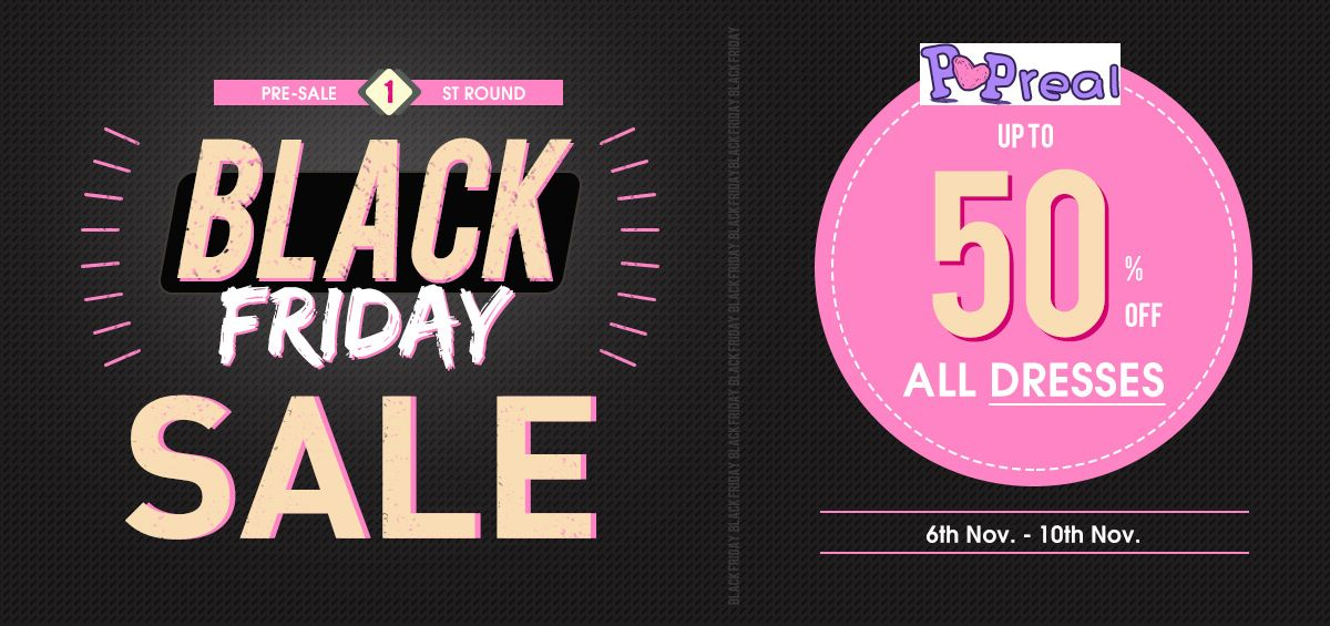 4e4d05227 Popreal  BlackFriday Sale Up to 50% Off on All Dresses  dress ...