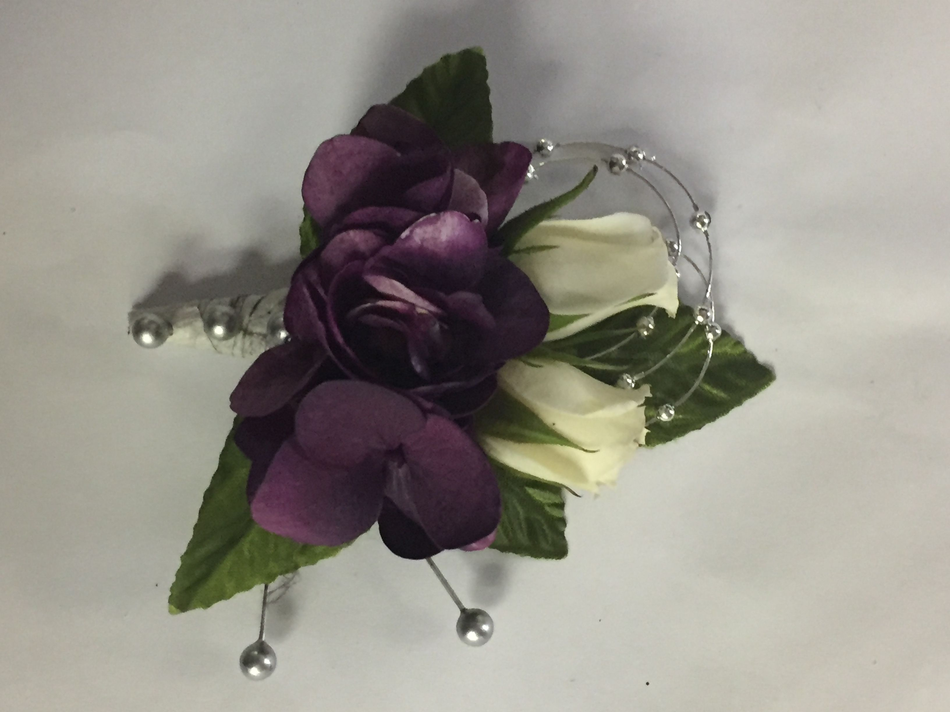 Pin By Sandy Springs Flowers On Promhomecoming Corsages Pinterest