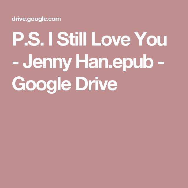 P.s. I Still Love You Jenny Han Ebook