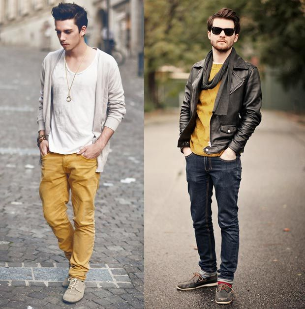 Street Style: Mostarda