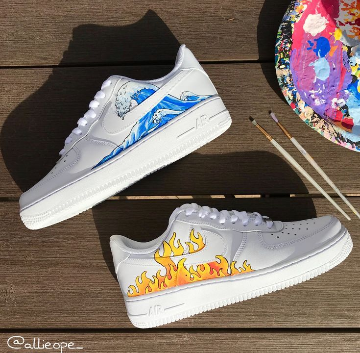 Custom Air Force 1 air custom force Sneaker, Nike