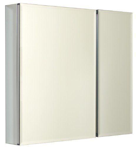 Designer Series 30 Premium Biview Medicine Cabinet By Heath