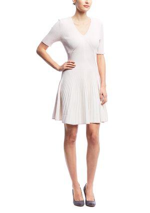 On Ideel Catherine Malandrino Long Sleeve Fit And Flare Winona Dress