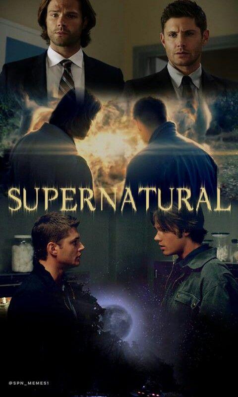 Pin De Jay Em Supernatural Irmaos Winchester Sobrenatural E