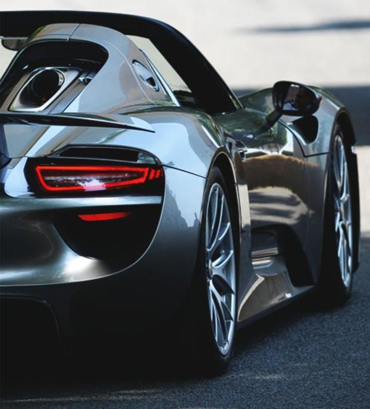 """Porsche 918 Spyder Hybrid: My New """"favorite Porsche""""...the 918 Spider!"""