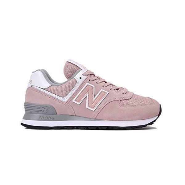 New Balance 574 Womens - Charm Pink