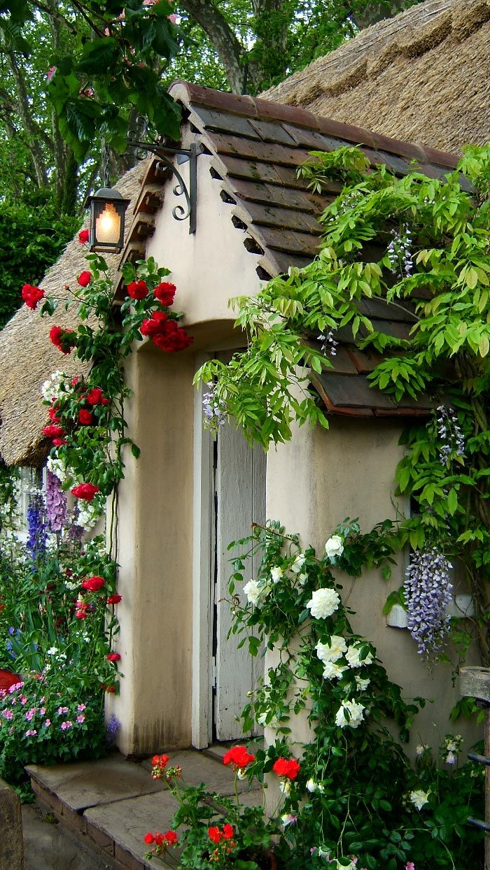 English cottage | Cottages | Pinterest | English country cottages ...