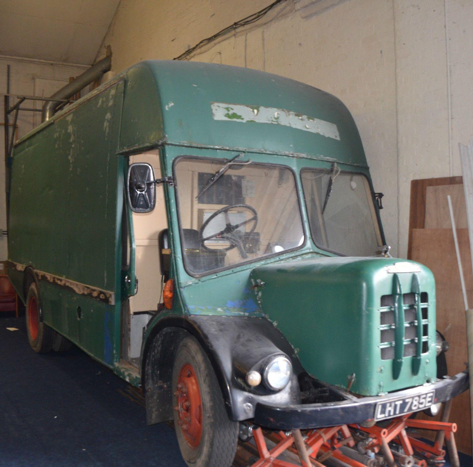 Austin 1966 fak100 BRS classic delivery van (noddy van) RARE | eBay ...