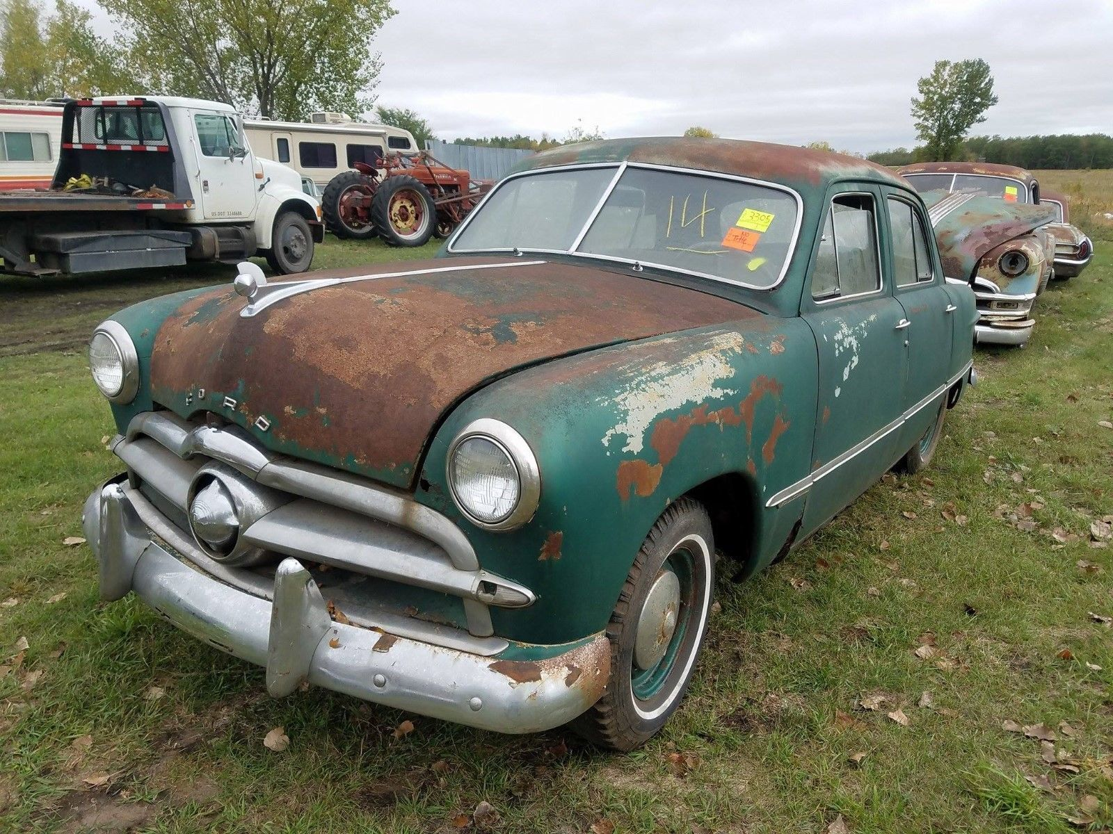 1949 Ford Rust Pinterest Cars And Rusty 2 Door Hardtop