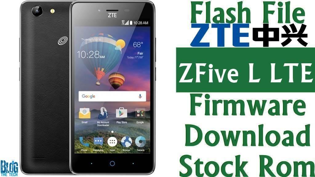super popular f8634 e753b Flash File] ZTE ZFive L LTE Firmware Download [Stock Rom] | Android ...