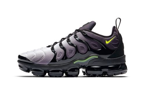 Nike's Air VaporMax Plus Pays Homage to a Classic SHOES Pinterest