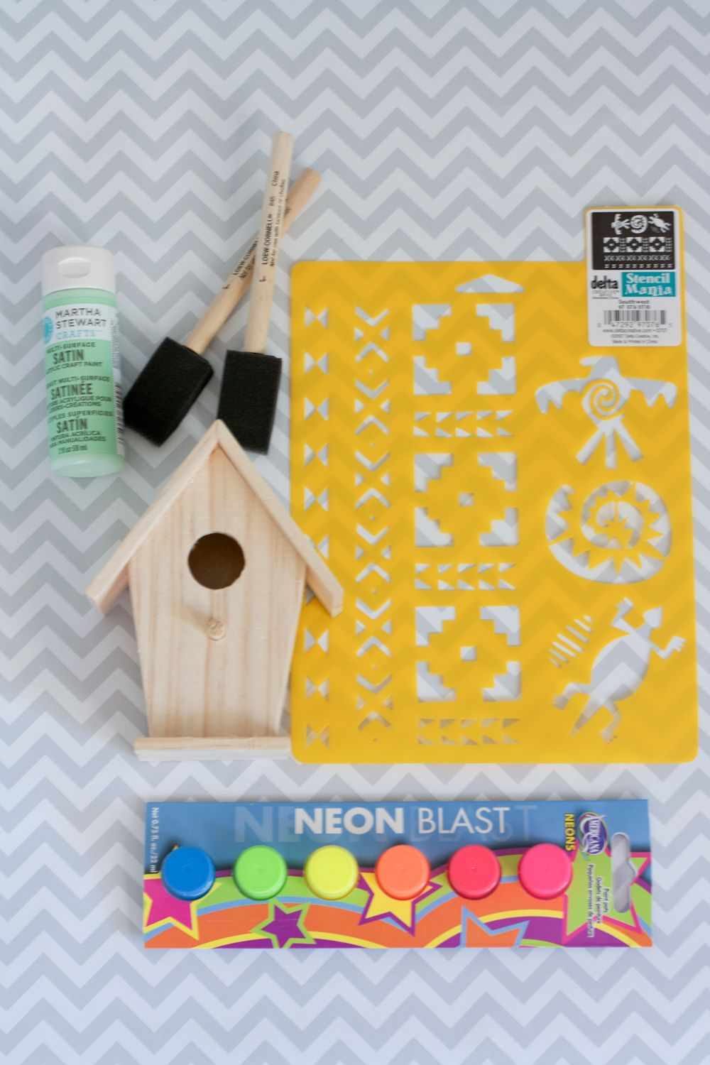 Easy Summer Craft Ideas For Kids Part - 41: Easy Summer Craft Ideas - The Alison Show