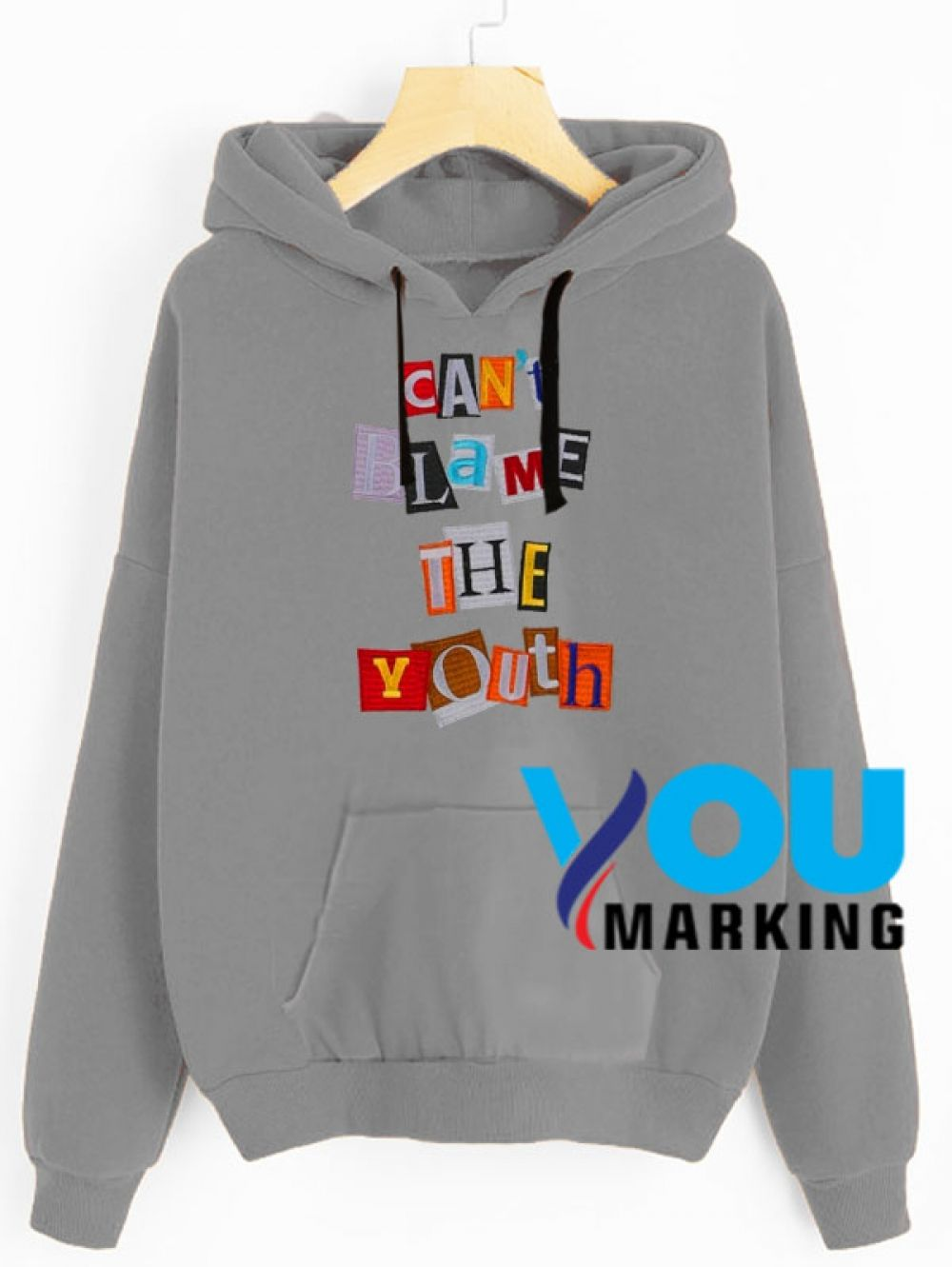 Graphic T Shirts Men Youmarking Hoodies Printed Hooded Sweatshirt Graphic Hoodies [ 1331 x 1000 Pixel ]
