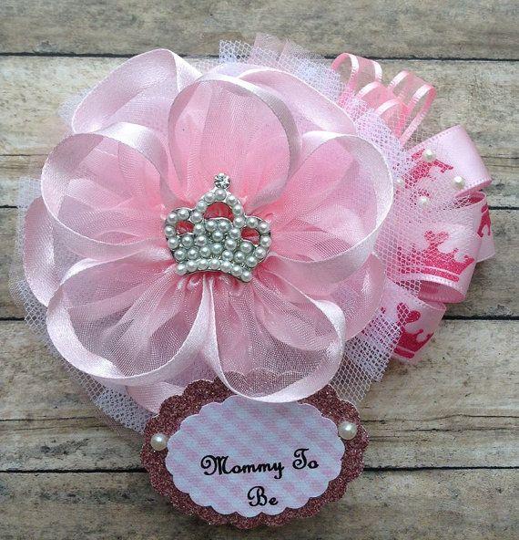 Capia Corsage Tematica De Princesa Duchas De Bebe Princesa