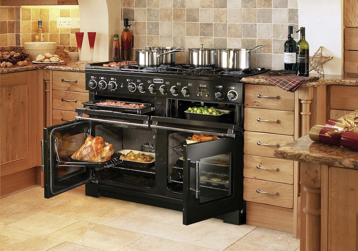range cooker herd backofen vintage k che kitchen cooker my style pinterest herd. Black Bedroom Furniture Sets. Home Design Ideas