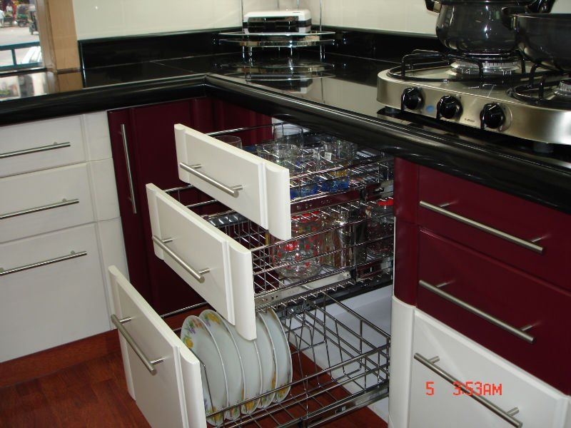 kitchen cabinet storage accessories 21 creative kitchen cabinet designs kitchen ideas 5807