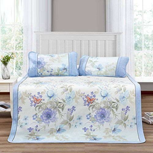 LTM Mat Bamboo Home Textile Ice Silk Pad 1.8m Bed Three