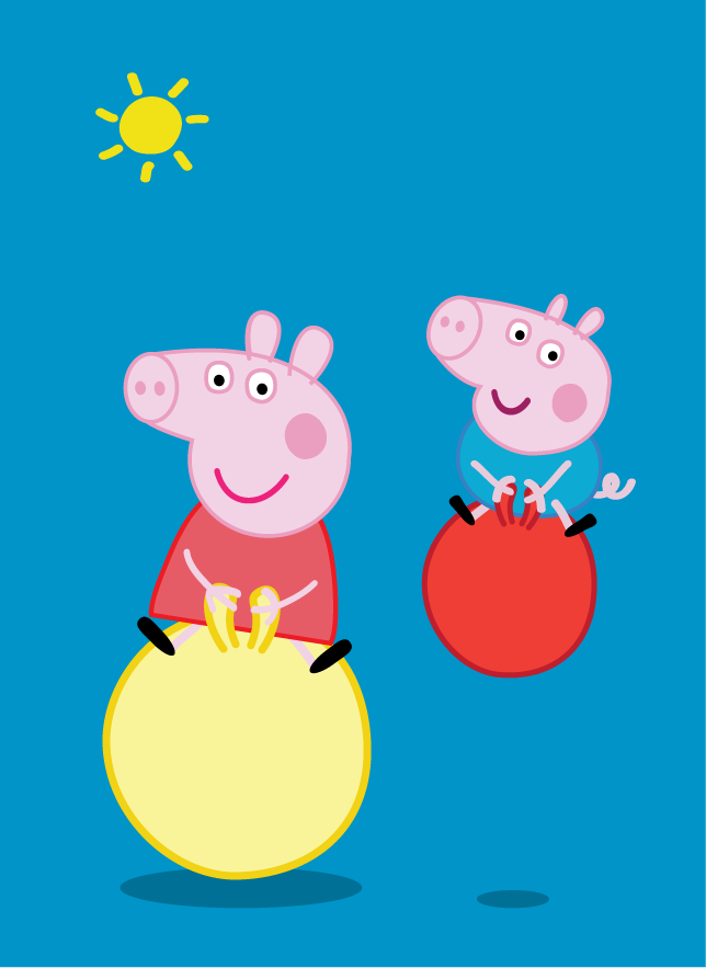 Pin by Jhajaas P. on Fairy Tales / Cartoon Peppa pig