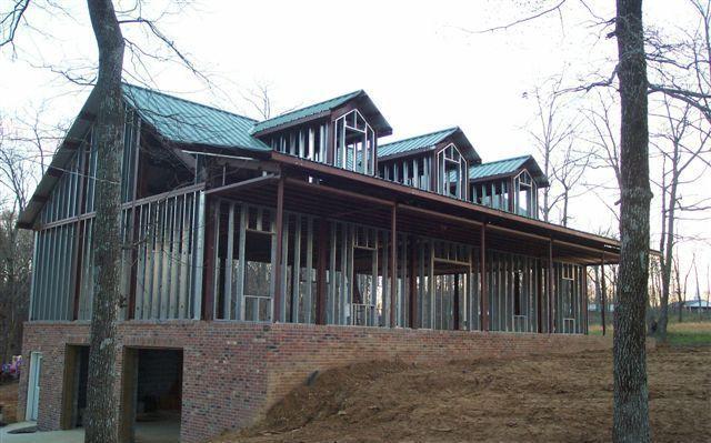 Kodiak Steel Frame Homes | Barn Home | Pinterest | Steel frame