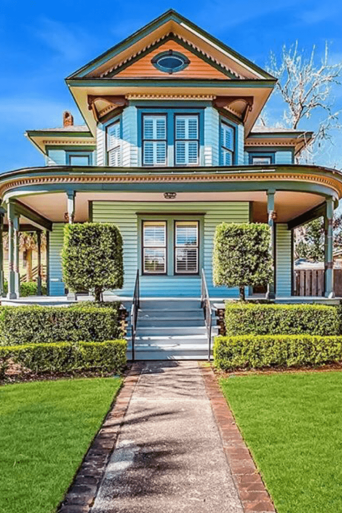 1909 Historic Home For Sale In Jacksonville Florida — Captivating Houses