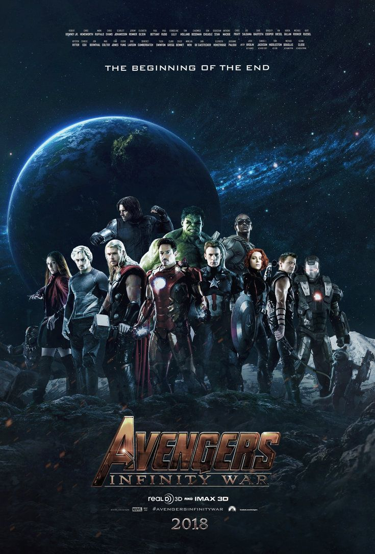 Putlocker-[HD] Watch!>> Avengers: Infinity War [2018] Movie Online ...