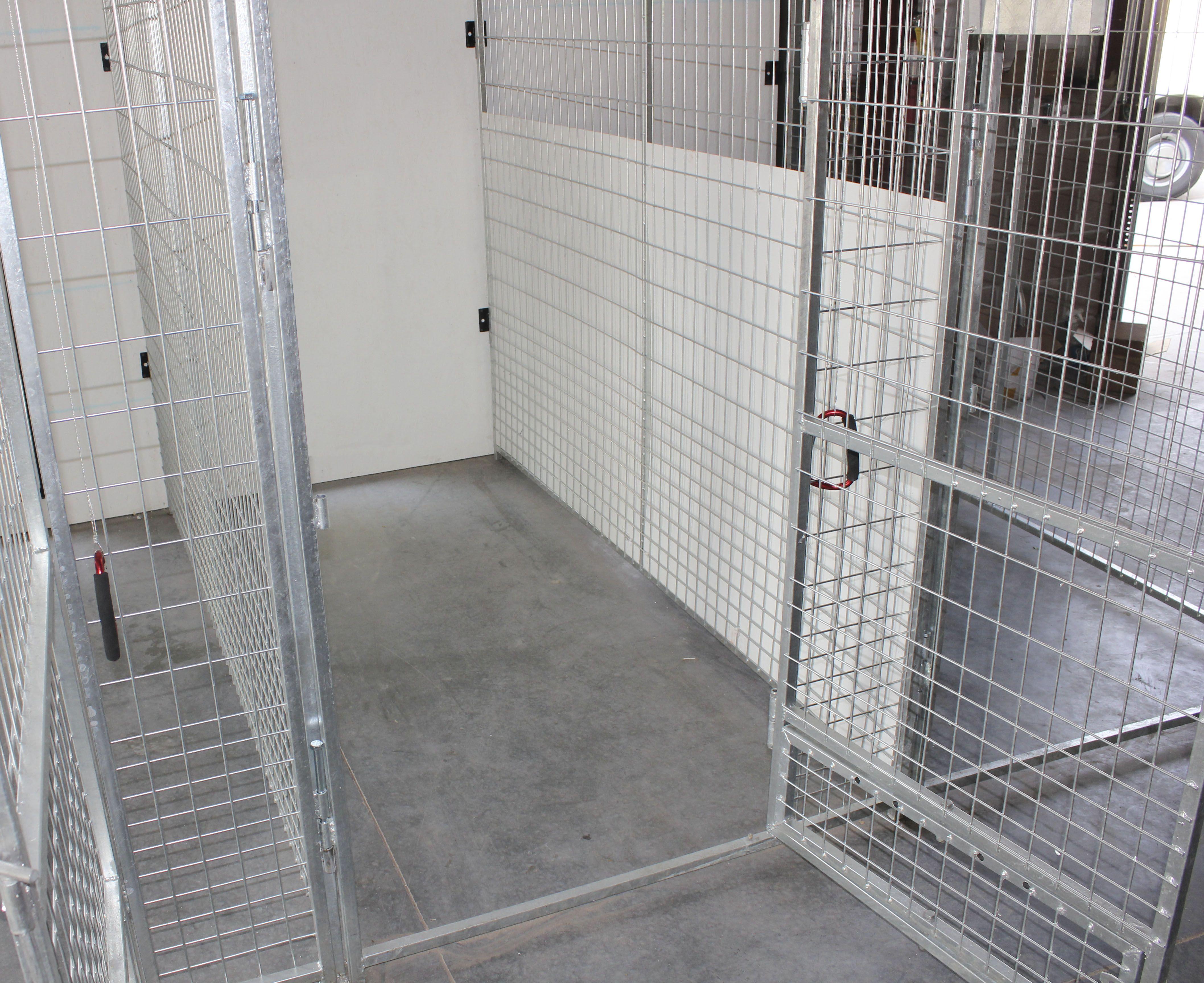 k9 kennel no back multiple dog run system Dog boarding