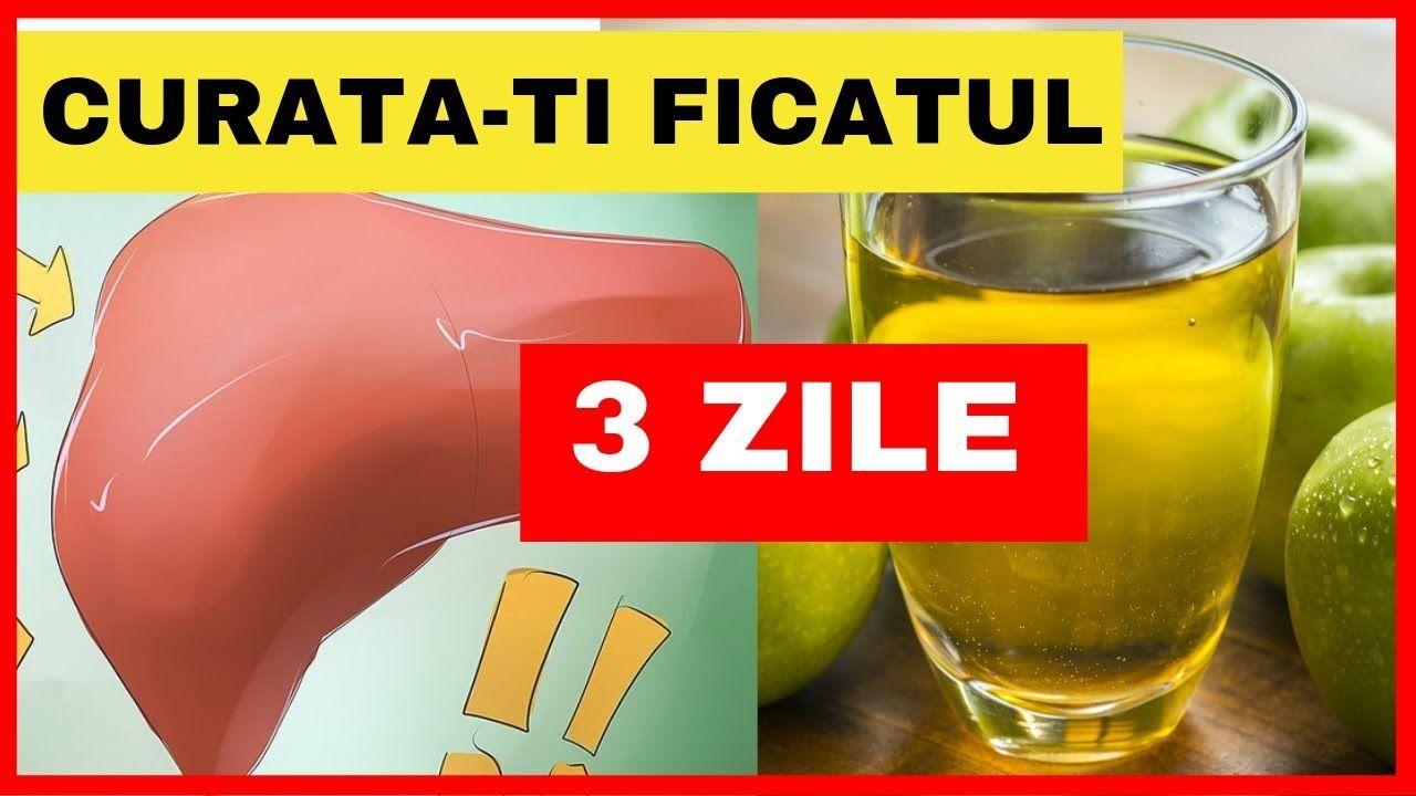 detoxifierea ficatului in 3 zile)