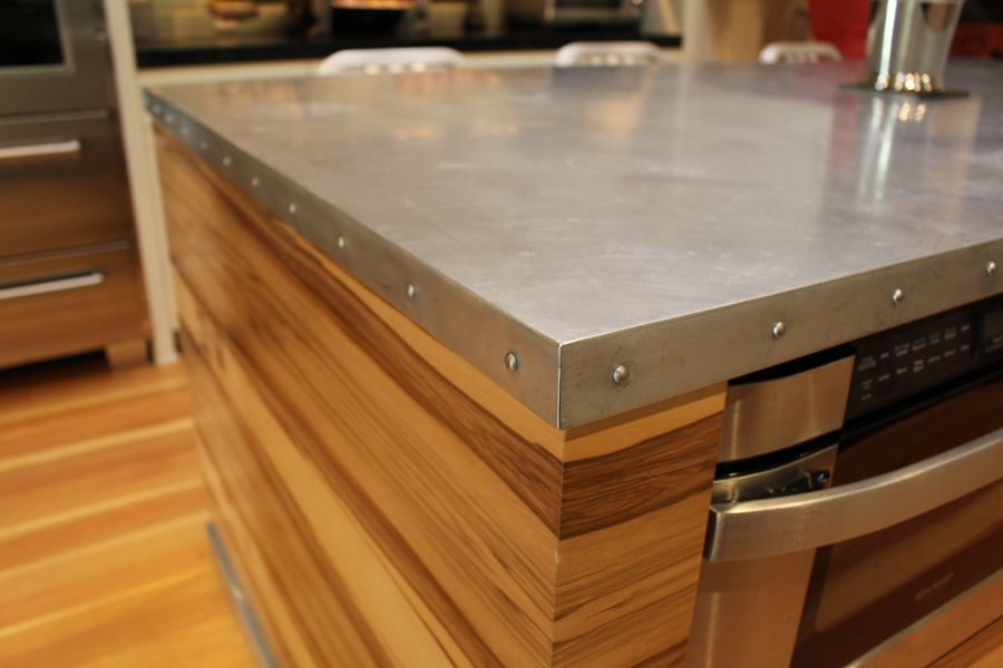 Island Countertop Residential Rivets