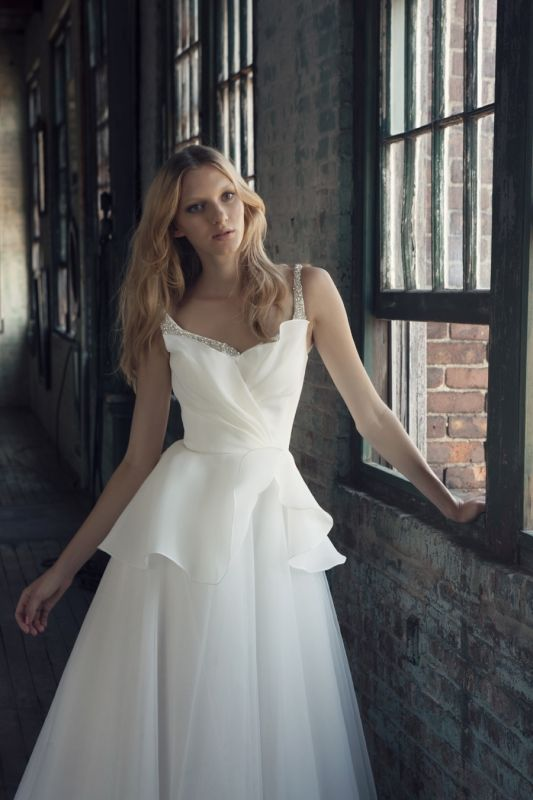 Michelle Roth Wedding Dresses Fall 2017 Bridal Collection