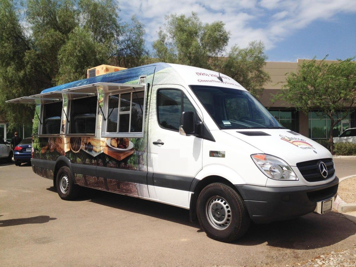 Food Trucks For Sale Near Me >> Mercedes Benz Food Truck 2013 Low Miles 73k Food Trucks For