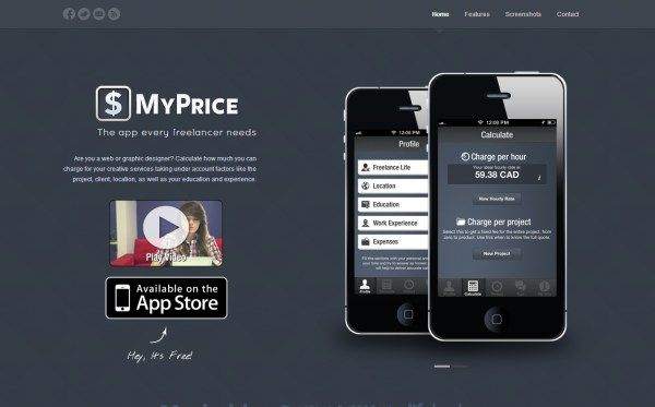 25 iPhone and iPad Apps for Freelance Designers