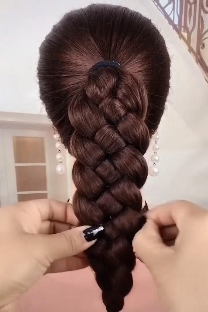 Pretty Braided Hairstyles for Hair Type