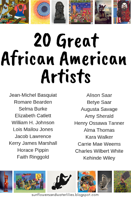 Photo of 20 Great African American Artists