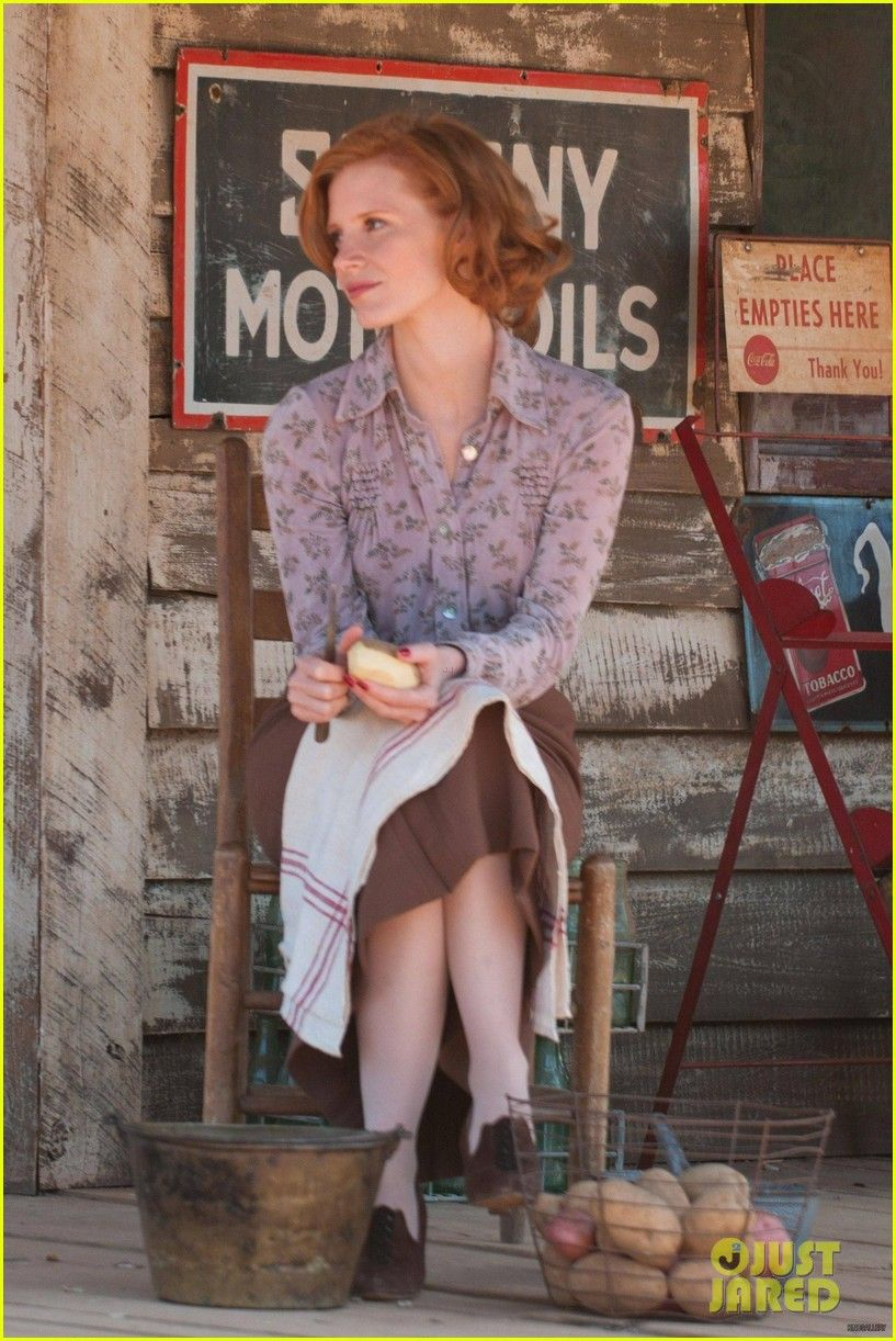 Jessica Chastain: New 'Lawless' Stills! | Perfection Personified