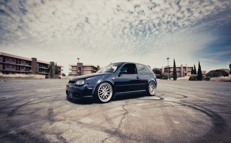 Volkswagen Golf 3 Tuning Hd Wallpaper Wallpapers Pinterest