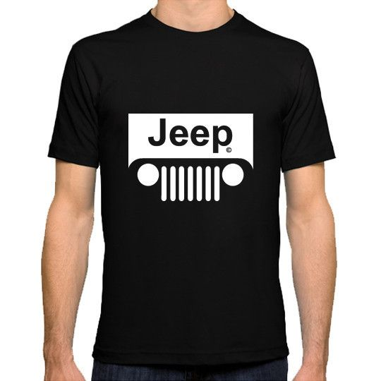 Jeep Logo T Shirt T Shirt Unisex Mens And Womens Pinterest - Jeep logo t shirt