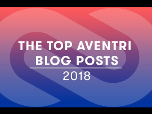 The Aventri Blog's 2018 in Review   The Newsroom   Blog