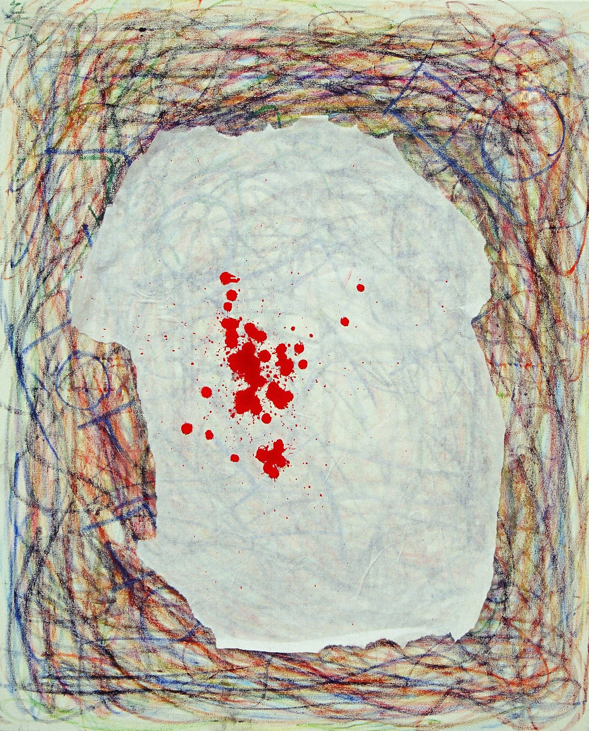 _>> 開放性共同創作複合媒材  Painting, Art