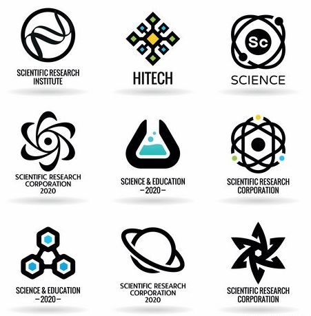 Science Logo Poisk V Google Graficheskij Dizajn Nauka Logotip