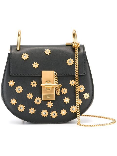 Chloé embellished shoulder strap Sale Outlet Locations e1COqrYQss
