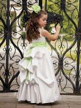 Sweet Beginnings Flower Girl Dress - Style #L790