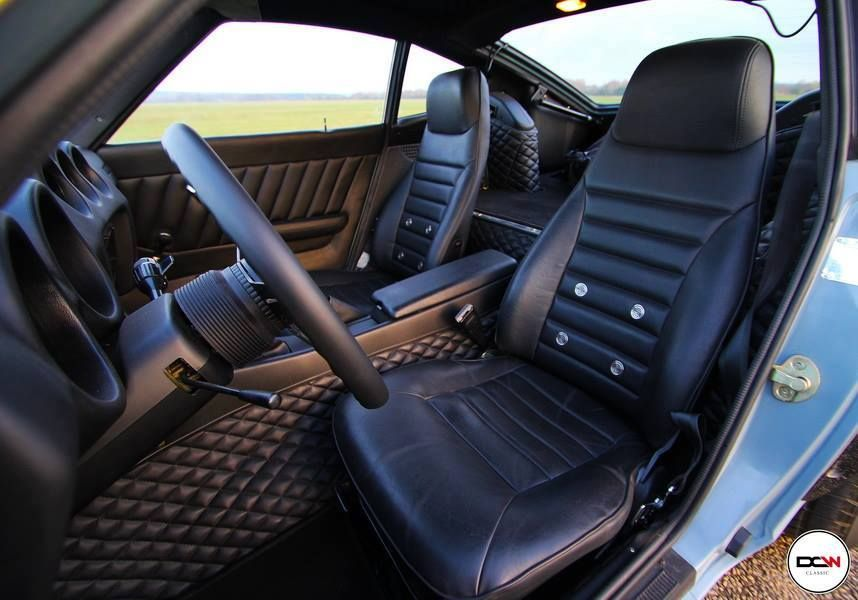 Modernized Z interior  | Classy cars | Datsun 240z, Jdm cars