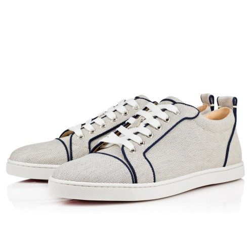 lowest price ae621 3e01f Shoes - Gondolier Orlato Men's Flat - Christian Louboutin ...
