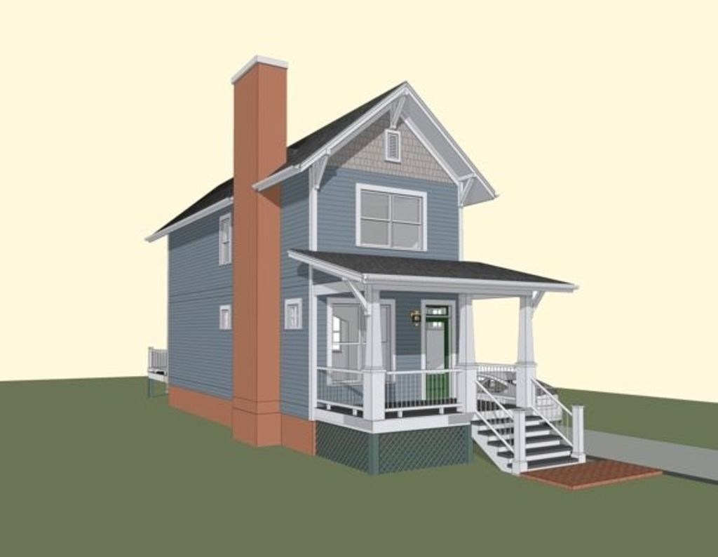 Stylish house plans for small lots time to build