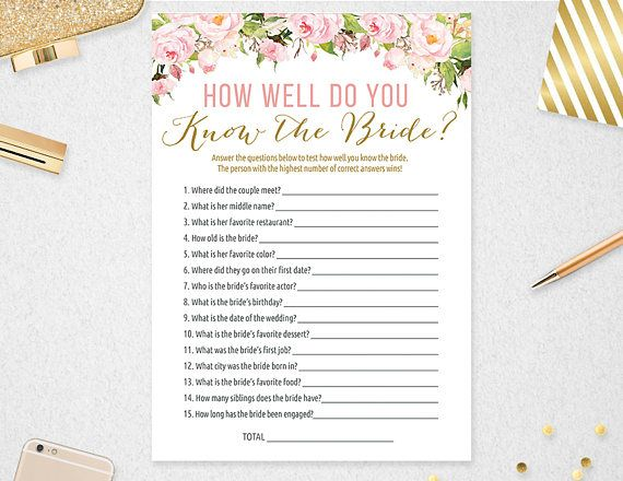 How well do you know the bride game instant download bridal how well do you know the bride game instant download bridal shower games wedding shower games pbp85 solutioingenieria Gallery