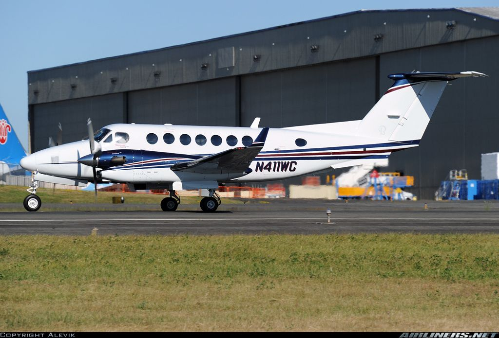Beech Super King Air 300 aircraft picture King, Aircraft