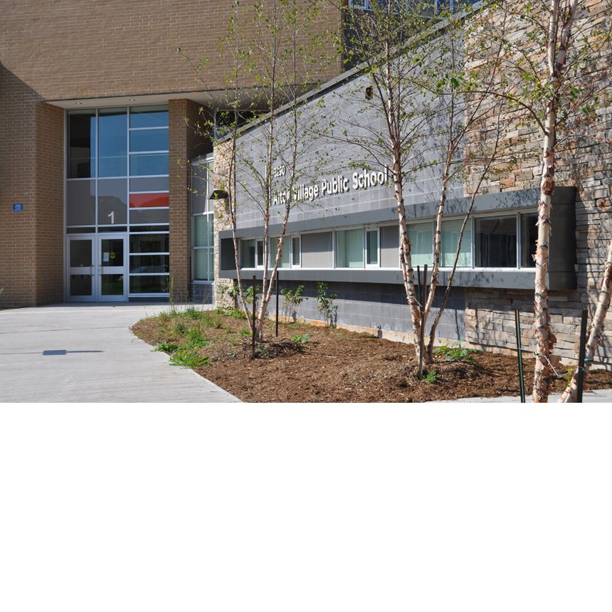 Alton Village Public School, ON