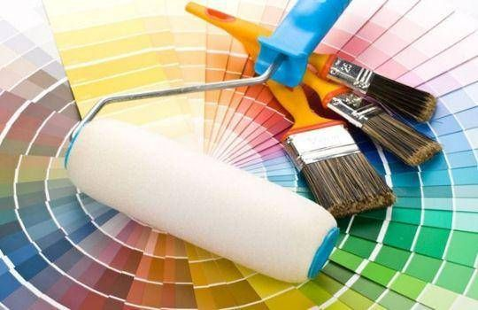 C mo elegir los colores para pintar mi casa para m s - Como elegir colores para pintar una casa ...