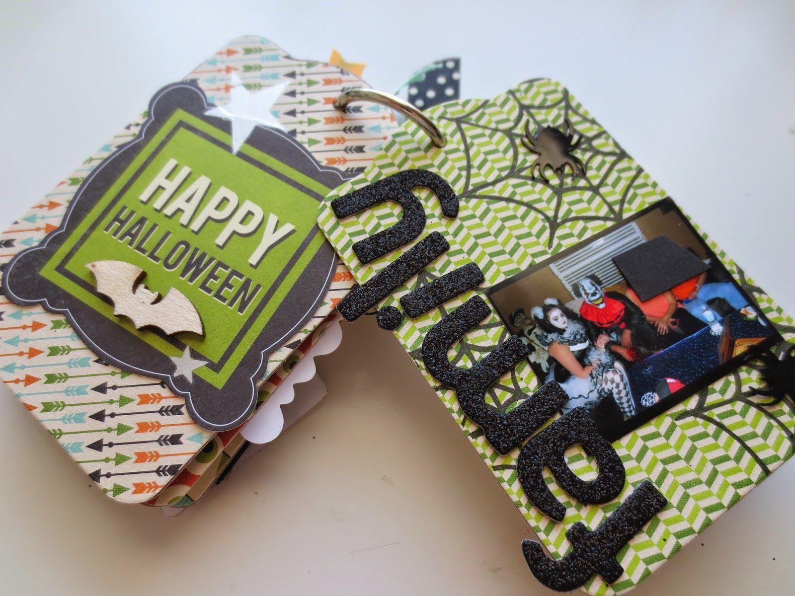 Halloween tag mini halloween tags halloween happy